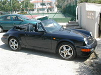 Picture of 1992 Porsche 911 Carrera Convertible, exterior