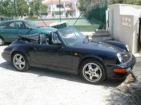 Picture of 1992 Porsche 911 Carrera Convertible, exterior