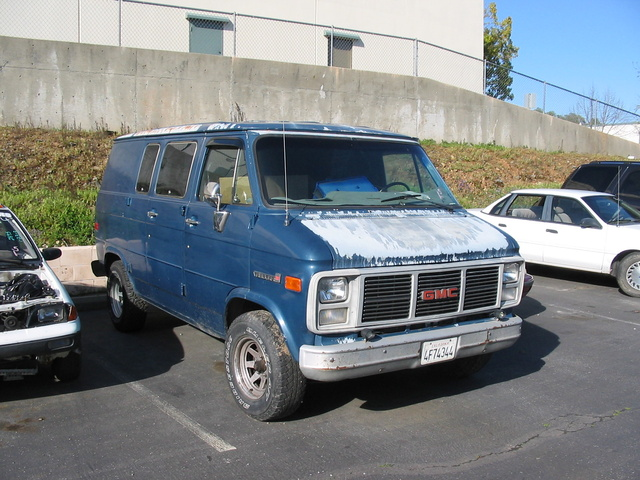 Picture of 1991 GMC Vandura G25, exterior, gallery_worthy