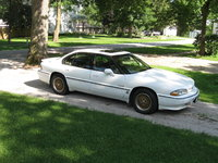 1995 Pontiac Bonneville Overview