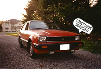 1982 Honda Civic picture, exterior