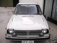 1977 Honda Civic, Before I changed the plates., exterior, gallery_worthy