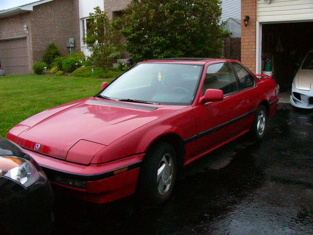 1990 Honda Prelude Si. 1990 Honda Prelude 2 Dr Si