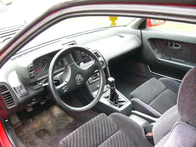 1990 Honda Prelude Interior Pictures Cargurus