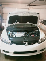 2009 Honda Civic Si picture, engine, exterior