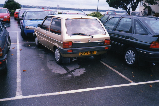 Picture of 1986 Austin Metro, exterior, gallery_worthy
