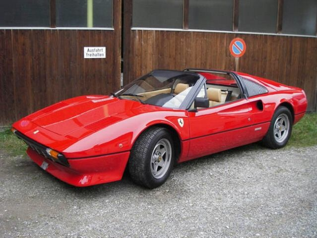 Picture of 1981 Ferrari 308, exterior, gallery_worthy