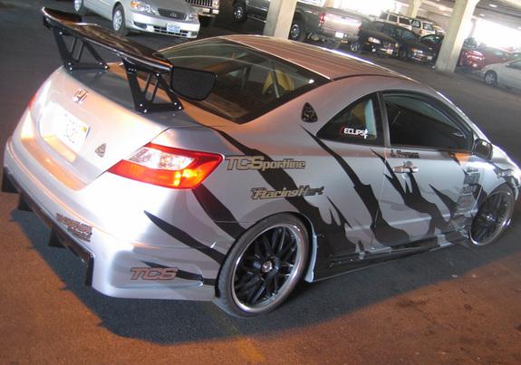 2009 Honda Civic Si picture,