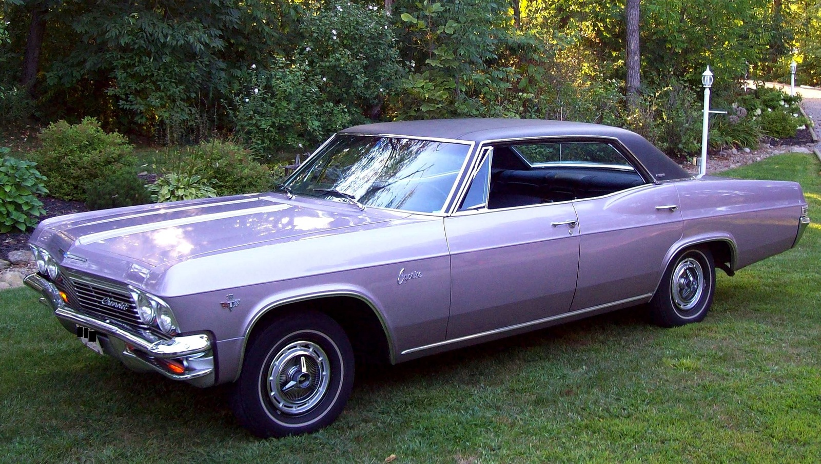 1996 Chevy Impala Ss For Sale 1965 Chevrolet Caprice, 1965 Caprice Front and Side, exterior