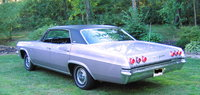 1965 Chevrolet Caprice, 1965 Caprice Rear and Side, exterior