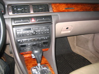 Picture of 1999 Audi A6 4 Dr 2.8 quattro AWD Sedan, interior