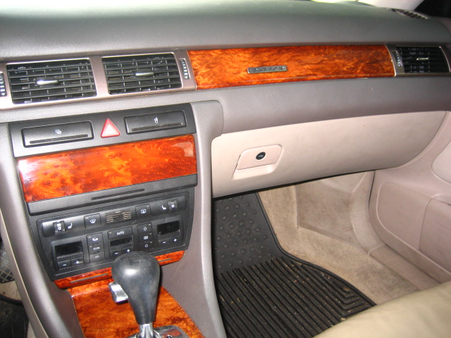 1999 Audi A6. Picture of 1999 Audi A6 4 Dr