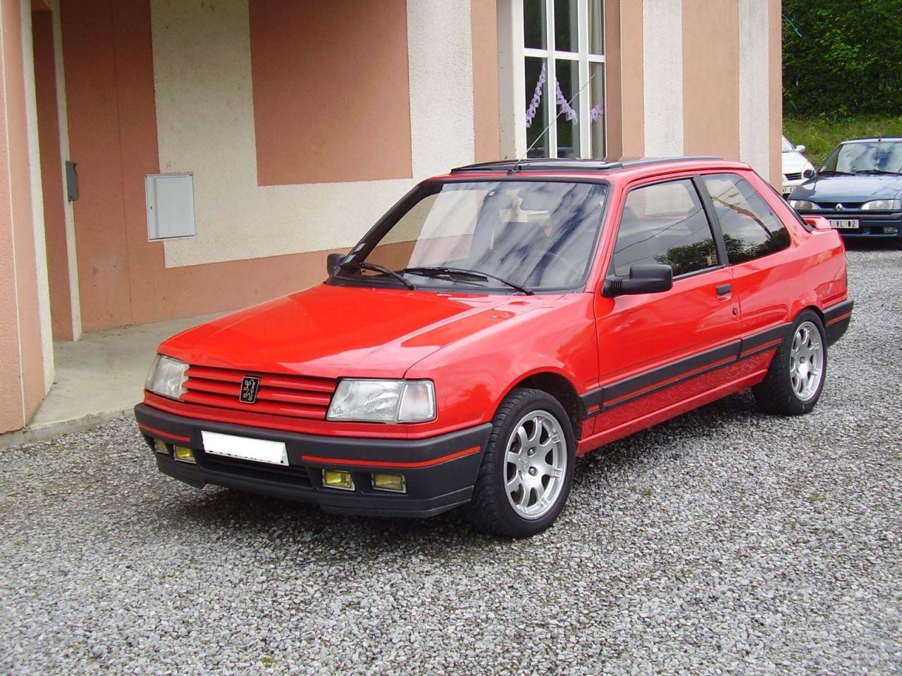 1991 Peugeot 309 Pictures Cargurus
