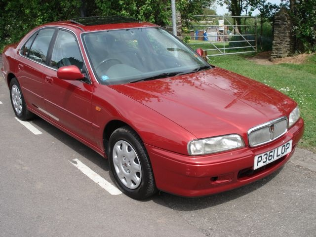 Picture of 1993 Rover 600