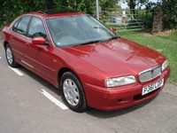 1993 Rover 600 Overview
