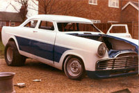 1958 Ford Zephyr Overview