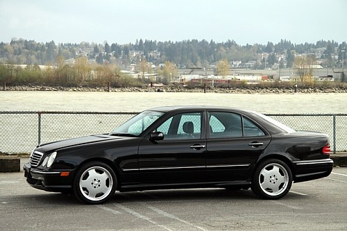 Picture of 2001 Mercedes-Benz E-Class E55 AMG, exterior