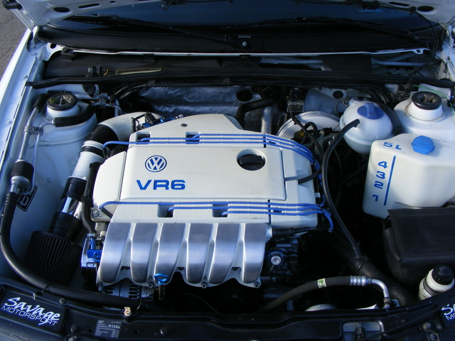 Picture of 1997 Volkswagen Passat 4 Dr GLX V6 Wagon, engine