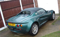 2001 Lotus Elise Picture Gallery
