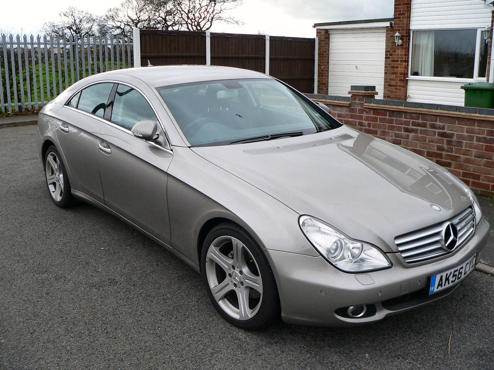 2006 mercedes benz cls class pictures cargurus