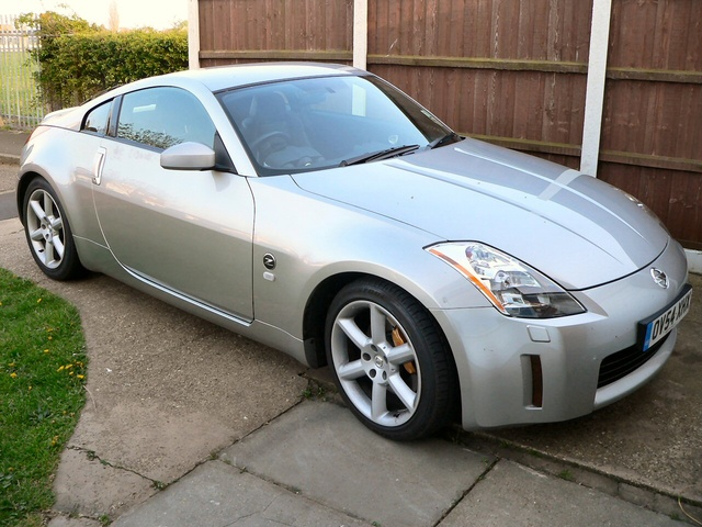 Picture of 2004 Nissan 350Z, exterior