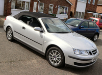 Picture of 2006 Saab 9-5, exterior