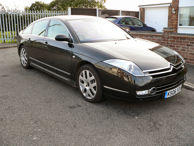 Picture of 2006 Citroen C6, exterior, gallery_worthy