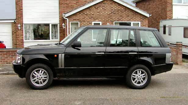 2002 land rover range rover exterior pictures cargurus. Black Bedroom Furniture Sets. Home Design Ideas