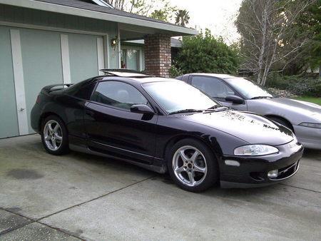 1999 Mitsubishi Eclipse Gsx Awd Turbo. 1996 Mitsubishi Eclipse GSX
