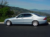 Picture of 2002 Mercedes-Benz S-Class S430, exterior
