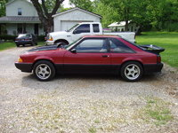 Picture of 1993 Ford Mustang LX 5.0 Hatchback, exterior