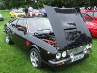 Picture of 1976 Lancia Beta, exterior, engine