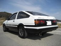 Picture of 1986 Toyota Corolla SR5 Coupe, exterior