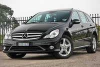 2006 Mercedes-Benz R-Class R500 4dr Wagon AWD, 2006 Mercedes-Benz R500 picture, exterior