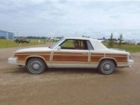 1984 Chrysler Le Baron Overview