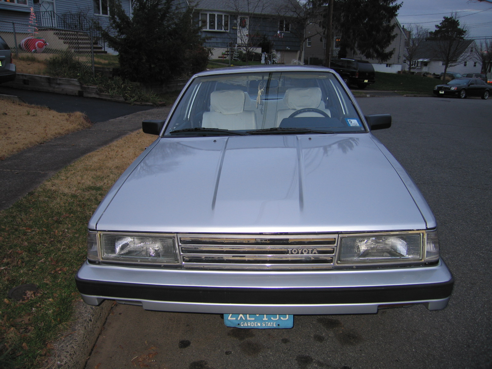 Picture of 1985 Toyota Camry LE, exterior