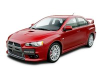 Picture of 2008 Mitsubishi Lancer Evolution, exterior, manufacturer