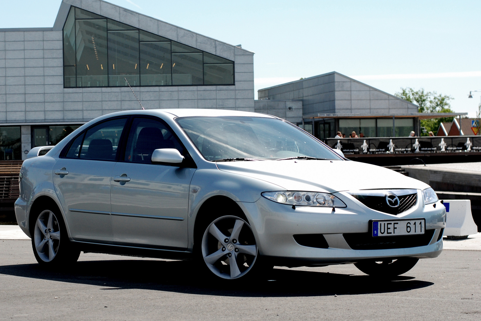 2003 mazda mazda6 exterior pictures cargurus. Black Bedroom Furniture Sets. Home Design Ideas
