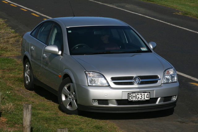 Picture of 2003 Holden Vectra