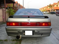 1993 Nissan Cefiro Overview