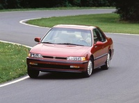 1990 Honda Accord LX Coupe, 1990 Honda Accord 2 Dr LX Coupe picture, exterior