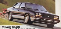 Picture of 1984 Chevrolet Celebrity, exterior