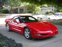 1998 Chevrolet Corvette Picture Gallery