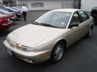 1996 Saturn S-Series 4 Dr SL2 Sedan picture, exterior