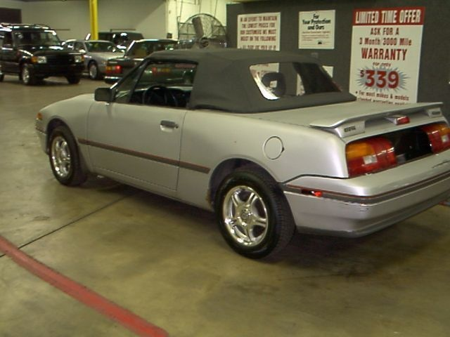 Picture of 1993 Mercury Capri
