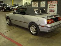 1993 Mercury Capri Picture Gallery