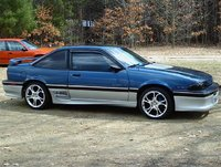 Picture of 1991 Pontiac Sunbird, exterior, gallery_worthy