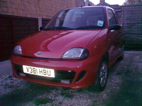 1999 FIAT Seicento Overview