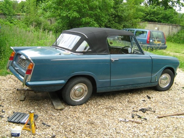 Picture of 1970 Triumph Herald