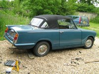 1970 Triumph Herald Overview